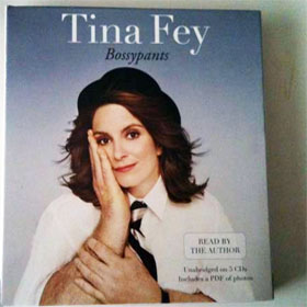 Tina Fey's 4 Rules of Improv Co-opted for Marketing